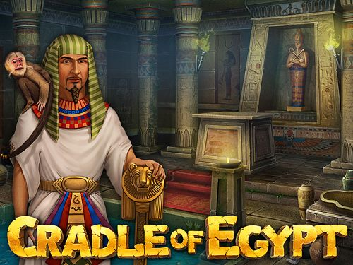 логотип Колыбель Египта