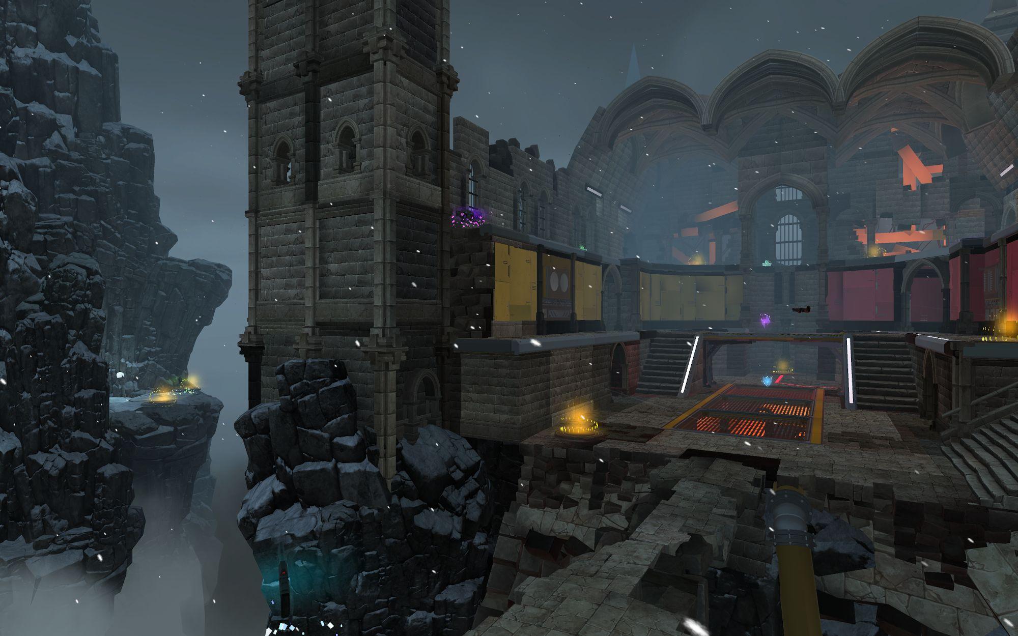 Hellfire - Multiplayer Arena FPS captura de tela 1