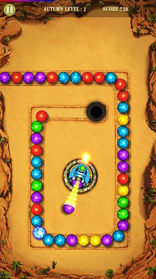 Pinball shooter für Android