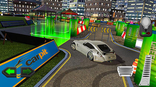 Action driver: Drift city für Android