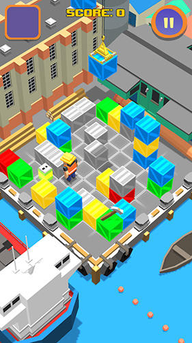 Super stack attack 3D for Android