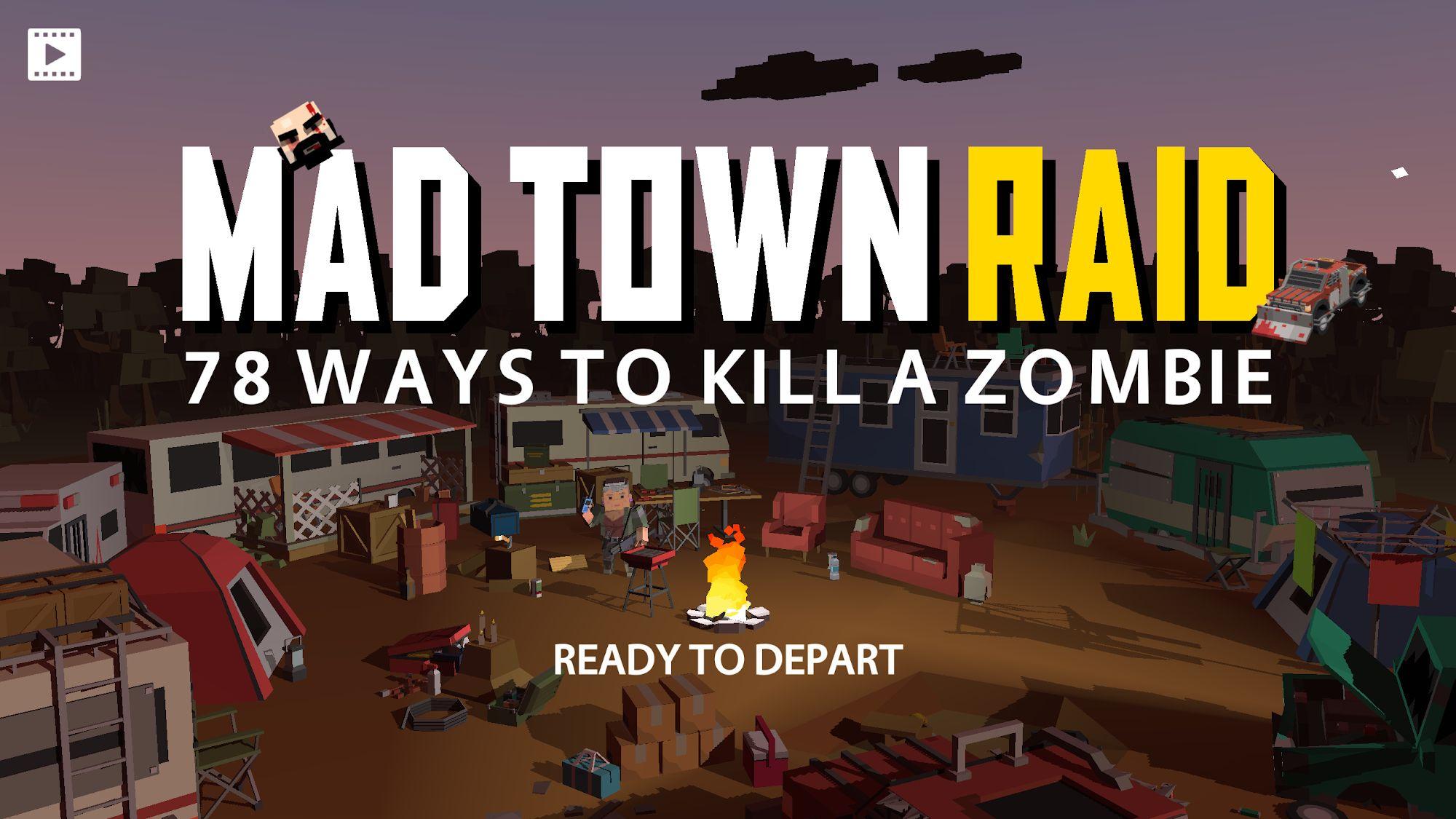 MAD TOWN RAID скріншот 1