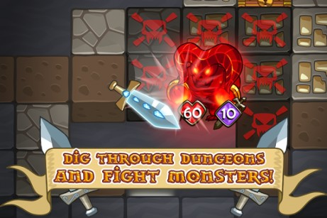 Mine quest para Android