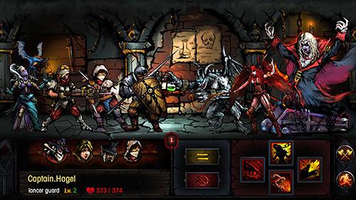 RPG Dungeon survival für das Smartphone