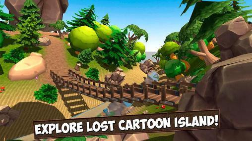 Island survival simulator 3D für Android