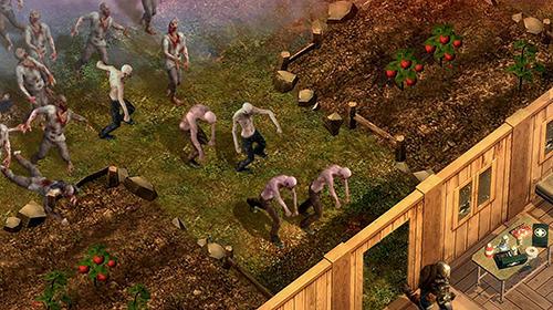 Capturas de tela de Fallen world: Jurassic survivor