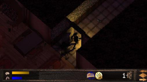 Pixel art Maze: The mysterious disappearance of Mr. Lovecraft in English