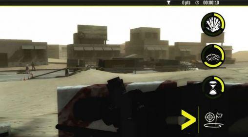 Action Sniper tactical für das Smartphone