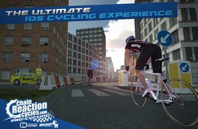 Simulation games CRC Pro-Cycling