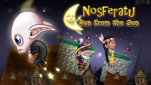 логотип Носферату - Втеча від сонця