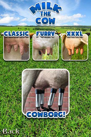 Jogos de arcade: faça o download de Ordenhe a vaca profissional para o seu telefone