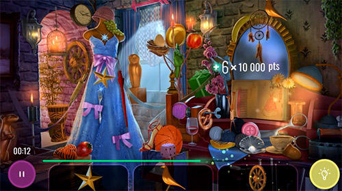 Cinderella and the glass slipper: Fairy tale game für Android