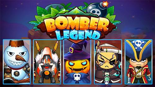 Bomber legend: Super classic boom battle screenshot 1