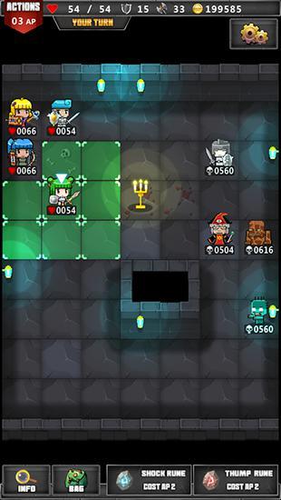 Portable dungeon legends für Android