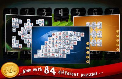 Captura de pantalla Mahjong Deluxe en iPhone