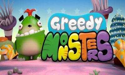 Greedy Monsters icône