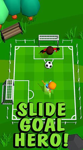Slide goal hero screenshots