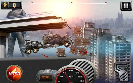 Extreme army tank hill driver für Android