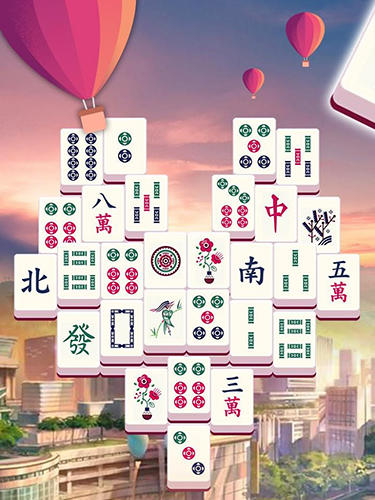 Mahjong tours pour Android