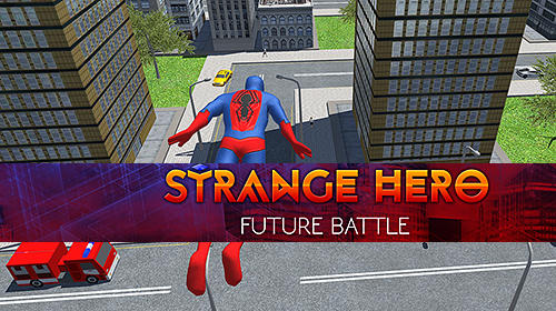Strange hero: Future battle ícone