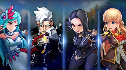 RPG Legend heroes: The academy für das Smartphone