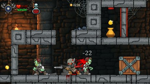 Action Magic rampage für das Smartphone