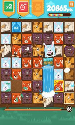 Online games Animal Story in English
