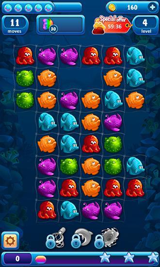 Mermaid: Puzzle Screenshot