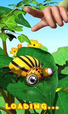 d'arcade Bugs War pour smartphone