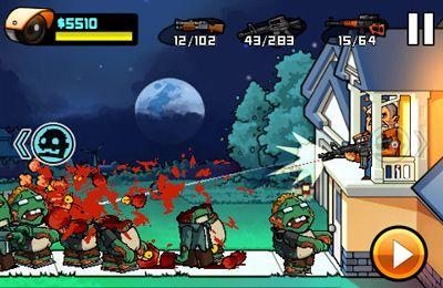 Screenshot Zombie Neighborhood on iPhone