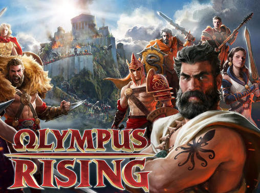 Olympus rising screenshot 1