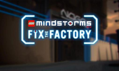 LEGO Mindstorms: Fix the factory capture d'écran 1