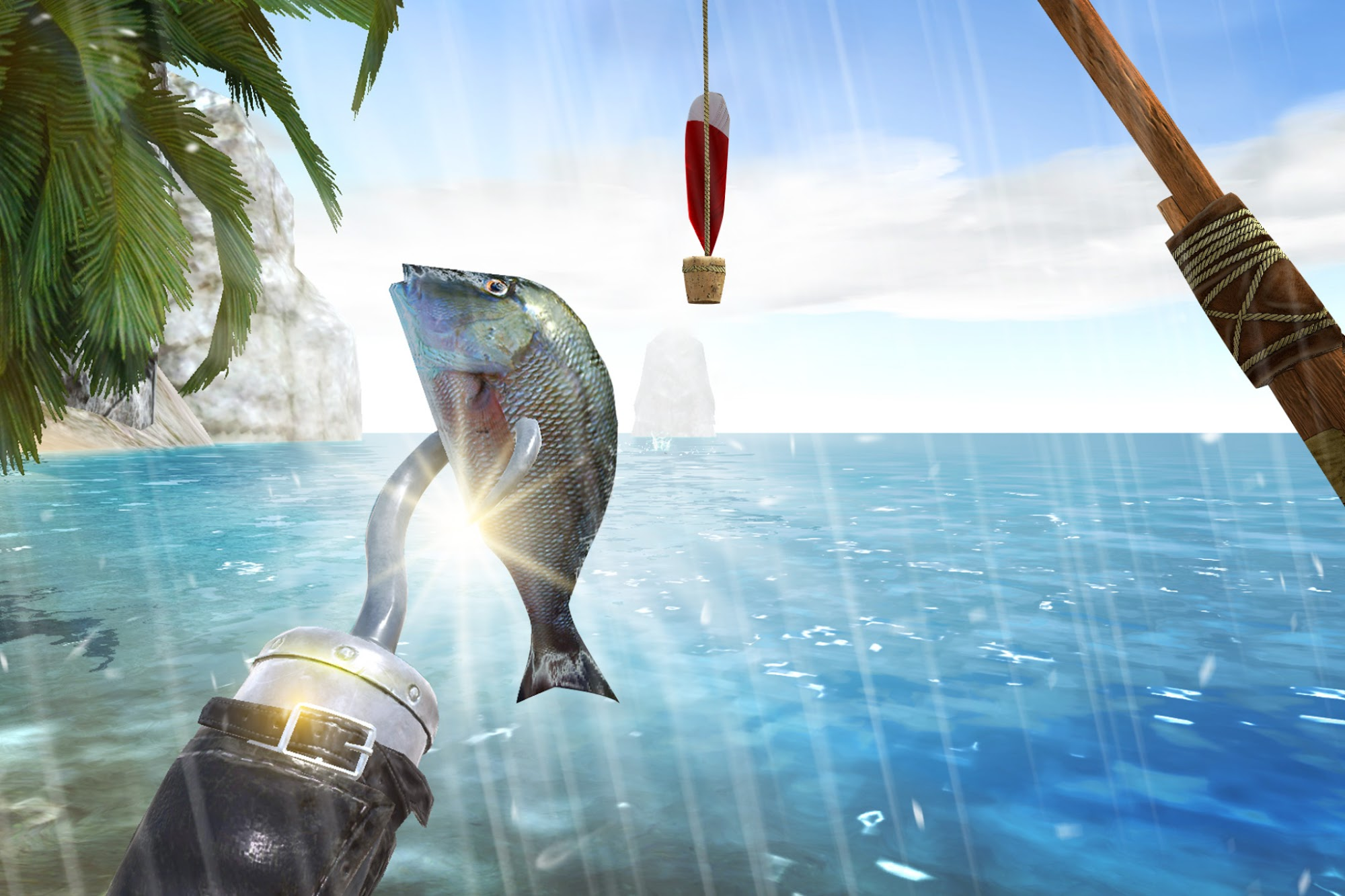 Last Fishing: Monster Clash screenshot 1