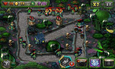 Zombies vs Toys Screenshot