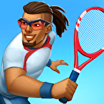 Tennis ace: Free sports game Symbol