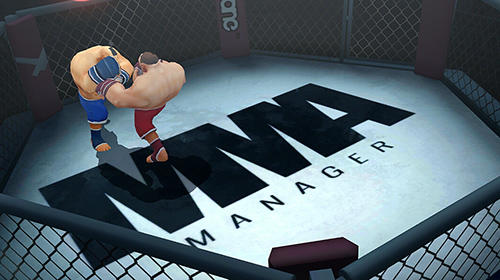 MMA manager by Prey studios ícone