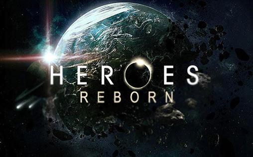 Heroes reborn: Enigma icon