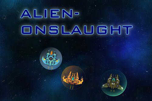 logo Alien Onslaught
