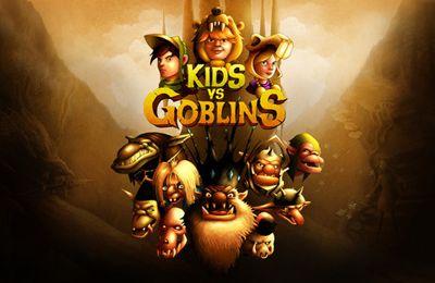 logo Niños contra Goblins