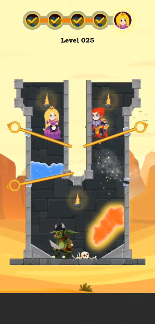 Hero Rescue para Android