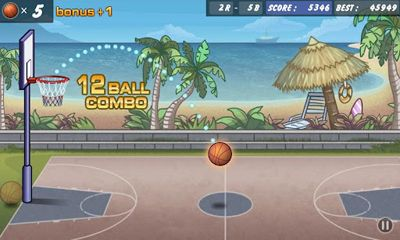 Basketball Shoot für Android