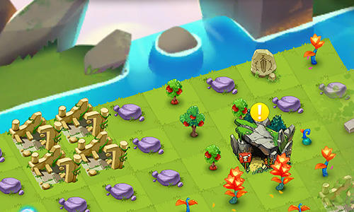 Merge kingdom! for Android