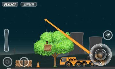 Traktor-Spiele Construction City auf Deutsch