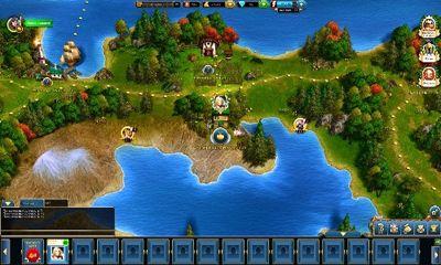Фэнтези игры King's Bounty Legions на русском языке
