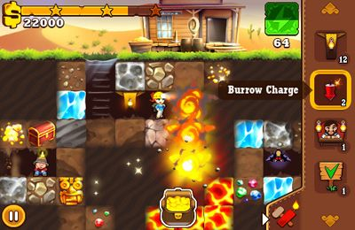 Screenshot California Gold Rush 2 on iPhone