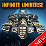 Infinite universe mobile Symbol
