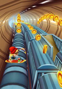 Аркады: скачайте Тоннельные серферы на свой телефон