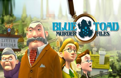 logo Murder Files