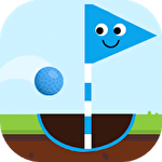 Happy shots golf icono