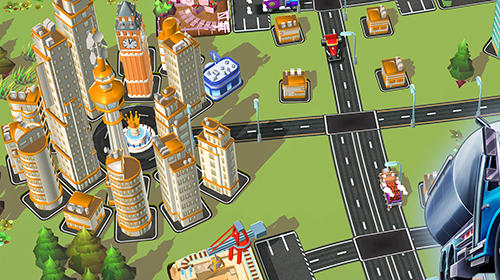 Transit king tycoon for Android